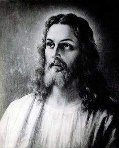Favorite Pictures of Jesus Christ | Head of Christ. artist & copyright: Ariel Agemian. | Flickr - Photo ...