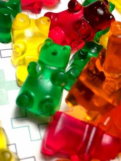 These Keto gummy bears have zero carbs, so they make great low carb treats. And you can eat all the sugar free gummies that you like, with zero guilt. Healthy Eating Recipes, Clean Recipes, Keto Recipes, Keto Diet Book, Keto Diet List, Ketogenic Desserts, Keto Snacks, Homemade Gummy Bears, Keto Diet Benefits
