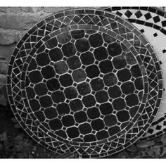 mosaikbord-80cm