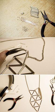 somos-moda:    Lindos collares de moda | Increibles ideas Bricolaje