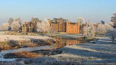 Charlecote's riverside setting is a beautiful sight on a frosty day © Jana Eastwood