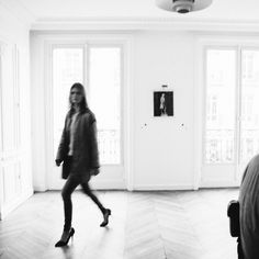Behind the scenes on the Madewell Fall 2014 catalog shoot in Paris. #fallmadewell