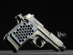 Titanium Billet Grips for Sig P938 Find our speedloader now! http://www.amazon.com/shops/raeind
