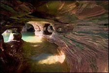Sea Caves, Sand Island, Apostle Islands National Lakeshore