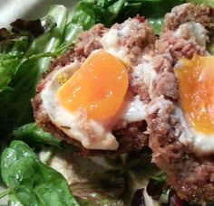 Sous Vide Scotch Eggs – Carter Family Recipes The Scotch Egg was invented in a pub in London, and it was an intriguing, if crude, concept. A hard boiled egg wrapped in sausage, breaded and fried or baked to a crisp. But hard boiled eggs are tr… Seattle Food, Scotch Eggs, Sous Vide Cooking, Egg Dish, Make Ahead Meals, How To Cook Eggs, Family Meals, Family Recipes, Breakfast Dishes