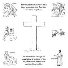 Easter Story | God's Plan of Salvation. This Easter Gospel tract ...