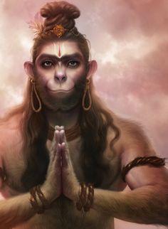 ArtStation - Indian Hanuman, Ramesh Acharya Hanuman Pics, Ram Hanuman, Hanuman Images, Durga Images, Lord Shiva Hd Images, Good Morning Krishna, Shri Ram Wallpaper, Hanuman Ji Wallpapers, Maa Durga Image