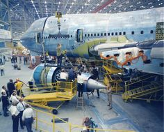 How Boeing's incredible 747 launched the Everett factory