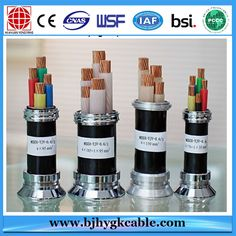 China underground high voltage 110KV Insulation fire proof electrical cable Manufacturers