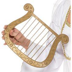 Christmas Angel Party - Harp