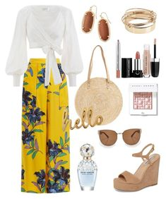 Fashion / Style by matinapapadopoulou on Polyvore featuring polyvore, fashion, style, Zimmermann, Diane Von Furstenberg, Steve Madden, BP., Valentino, Kendra Scott, Bobbi Brown Cosmetics, Marc Jacobs, Bombay Duck and clothing