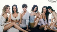 Kendall Kylie Kris Jenner and Kim Kourtney Khloe Kardashian  Hollywood Reporter (August 2017)  #wwceleb #kendalljenner #kyliejenner #krisjenner #kimkardashian #kourtneykardashian#khloekardashian