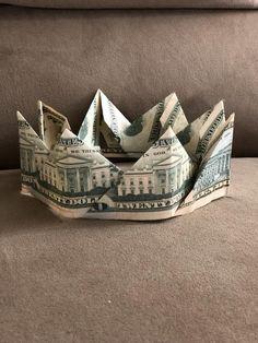 Money Rose, Money Lei, Money Origami, Creative Money Gifts, Money Gifting, Unique Graduation Gifts, Folding Money, Dollar Bill Origami, Boyfriend Anniversary Gifts