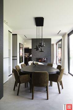Domus Aurea exclusieve villabouw - Strakke villa in Oisterwijk - Hoog ■ Exclusieve woon- en tuin inspiratie.