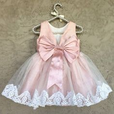 Princess Grace Dress in Pink   Sizes newborn and up Click link in bio to shop or go to www.ittybittytoes.com  Worldwide Delivery ✈️