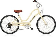 Maybe this is the one?!   Electra Women's Townie Original 7D (24--inch) - Mike's Bikes - Road and Mountain Bike Shop, components, parts, accessories, service and repair #trekbikeswomen