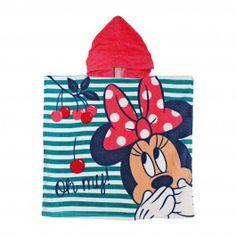 Poncho Minnie Cherry