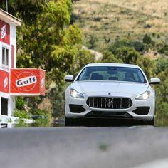 Exquisite design leads to exquisite #performance. Discover the #NewQuattroporte GranSport on www.maserati.com #Maserati #Quattroporte