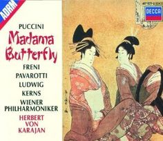 Barnes & Noble® has the best selection of Classical Opera CDs. Buy Herbert von Karajan's album titled Puccini: Madama Butterfly (Highlights) to enjoy in Puccini Madama Butterfly, Wiener Philharmoniker, Vienna Philharmonic, Herbert Von Karajan, Video Cd, Highlights, Mezzo Soprano, Madame Butterfly, Ludwig