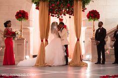 Chrysler Museum of Art Wedding Will Hawkins Photography | Isha Foss Design