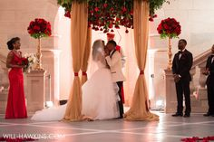 Chrysler Museum of Art Wedding Will Hawkins Photography | Isha Foss Design