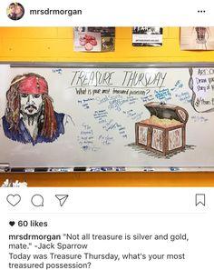 Treasure Thursday / Tuesday
