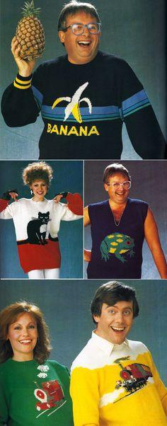 Go Retro!: The Original Ugly Sweater Contest