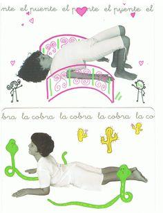 yoga para niñs con adivinanzas  yoga for kids kids yoga