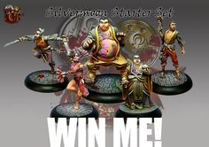 Enter to win 2 starter factions for the game Bushido! Click to find out how to enter.