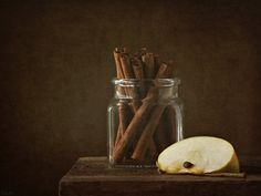 photo: cinnamon and apple | photographer: Cs. H. | WWW.PHOTODOM.COM