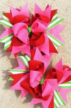 How to Make Hair Bows