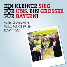Herzlichen Dank an alle, die sich beim Volksbegehren gegen Studiengebühren in Bayern eingetragen haben und es unterstützt haben. 14,3 % der Stimmberechtigten haben das Volksbegehren unterzeichnet.
