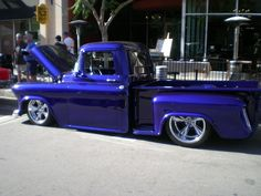 57 Chevy truck...Brought to you by #HouseofInsurance in #Eugene #Oregon