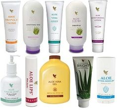 Forever Living Products Personal Use Product Pack - pact contains Aloe Propolis, Liquid Soap, Ever Sheild Deodorant Stick, Aloe Gelly, Jojoba Shampoo, Conditioning Rinse, Moisturising Lotion, Forever Bright Tooth Gel & 2 Aloe Lips