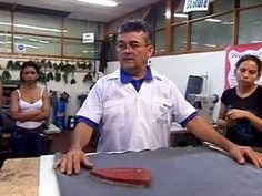 CORTE BÁSICO  DE CUERO Y SIMILARES - YouTube