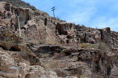 Cerro de la Calavera, La Paz B. C. S., México. Foto / O c.      Junio  2015