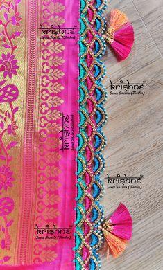 Saree Jacket Designs, Saree Tassels Designs, Patch Work Blouse Designs, Saree Kuchu Designs, Wedding Saree Blouse Designs, Silk Saree Blouse Designs, Fancy Blouse Designs, Silk Sarees, Embroidery Flowers Pattern