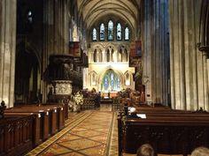 St Patrick's Cathedral | Árd Eaglais Naomh Pádraig in Dublin