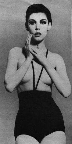 Resultado de imagen de le monokini 1960's