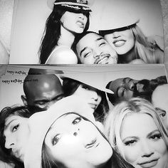 The Kardashian-Jenner Clan Turn James Harden's Birthday Bash Into a Sisters' Night Out