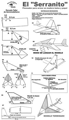 Paper Crafts Origami, Diy Origami, Origami Tutorial, Paper Airplane Folding, Paper Plane, Paper Folding Designs, Origami Plane, Paper Aircraft, Paper Shaper