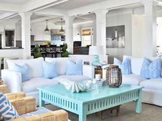 Azul-turquesa na decoração: veja dicas de como usar - Dicas - Casa GNT