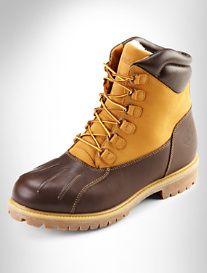 Timberland® Newmarket Duck Boots