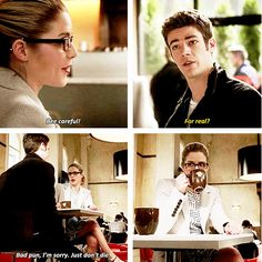 [gifset] The Flash 1x18
