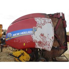67 Best New Holland Ag Equipment Salvage images in 2019