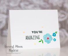 Harvest Moon Papiere: Catherine Pooler Foundations Box Blog Hop!
