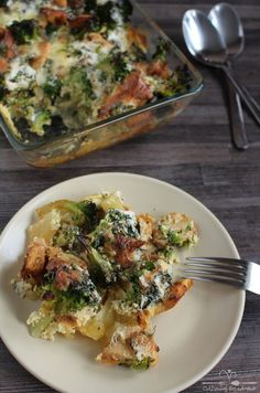 Calzone, Quiche, Food And Drink, Chicken, Dinner, Cooking, Breakfast, Impreza, Recipes