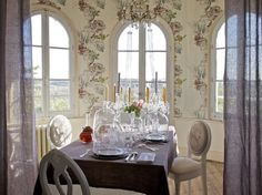 Beautiful Breakfast Rooms The Cluny Chronicles French Room Decor Real French Dining Rooms