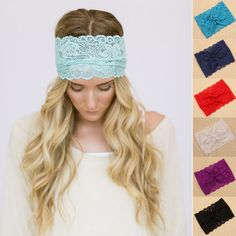 Cheap Price Patchwork Cross Headband Female Lady Top Knotted Hair Band Wide Turban Girls Simple Hair Hoop Women Hair Accessories Headwear Fashionable And Attractive Packages Apparel Accessories