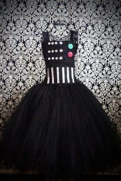 Darth Vader Dress (I WANT THIS!!!!)